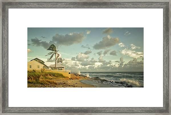 House Of Refuge Framed Print