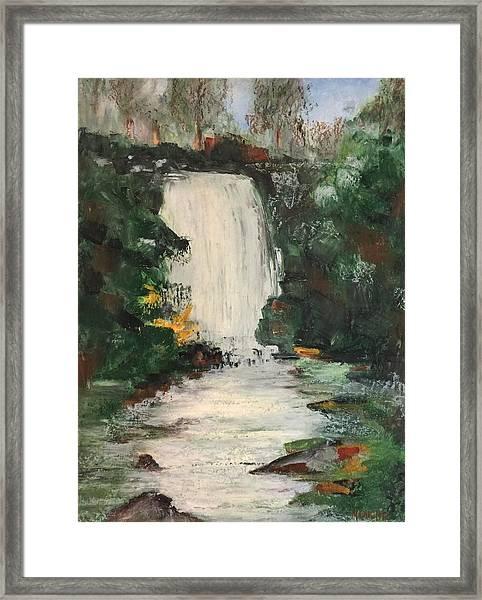 Huerquehue  Framed Print