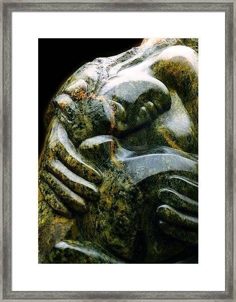Hula Kahiko Framed Print
