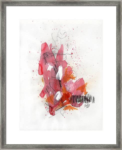 Hundelskurd Framed Print