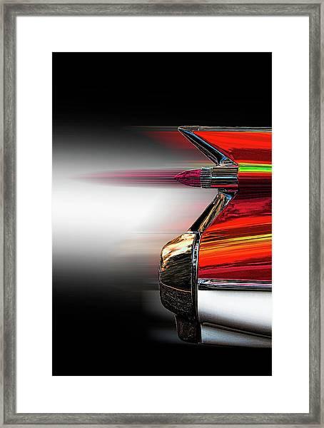 Hydra-matic Framed Print