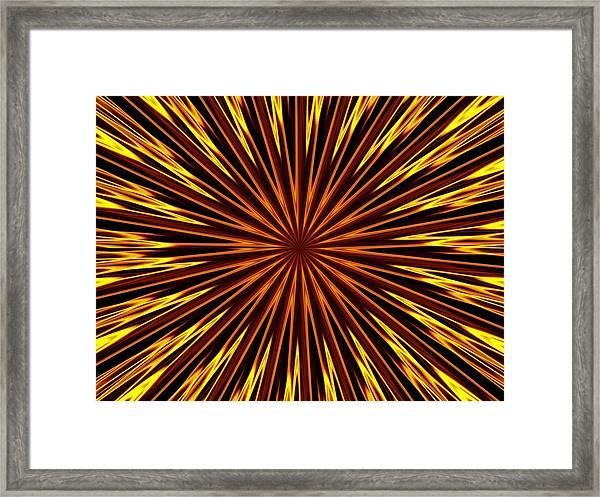 Hypnosis 6 Framed Print