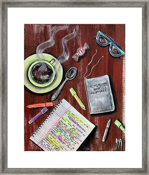 I Am Jehovahs Friend  Framed Print