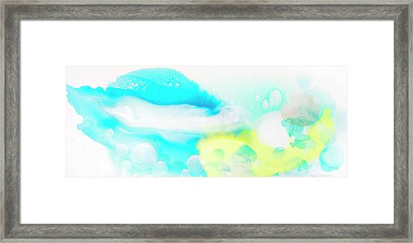 I Dream Of Sunny Days Ahead Framed Print