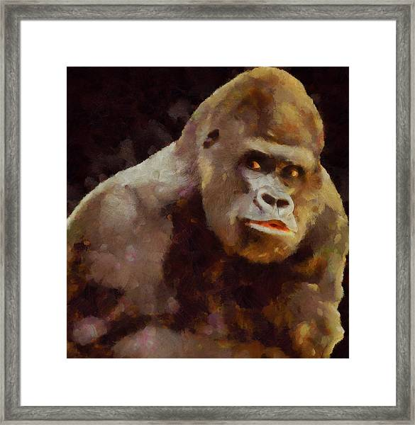 I Have A Soul Too By Pierre Blanchard Framed Print