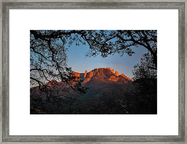 I See The Light Framed Print