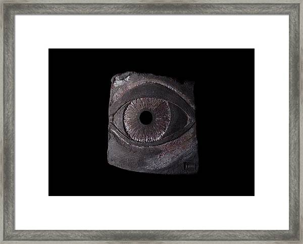 I Will Not Fear To Look Within Framed Print