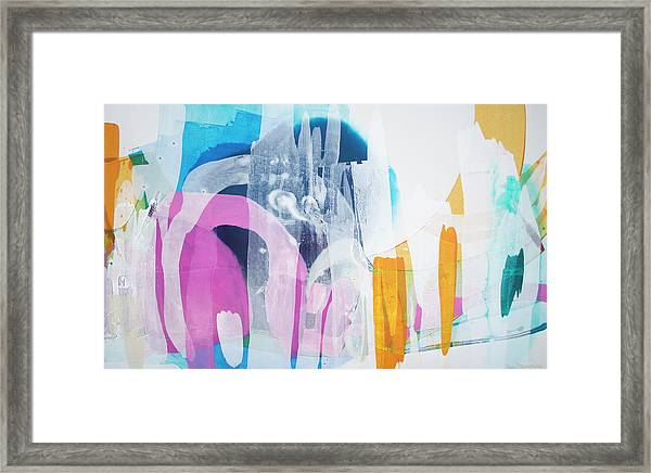 Icing On The Cake Framed Print