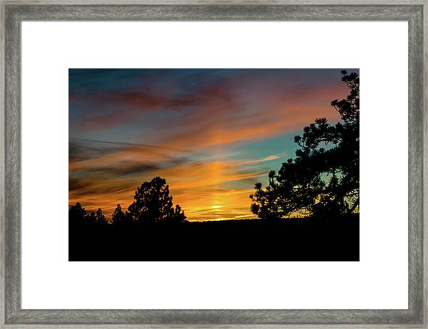 Framed Print featuring the photograph Icy Pillar by Jason Coward