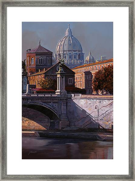 Il Cupolone Framed Print