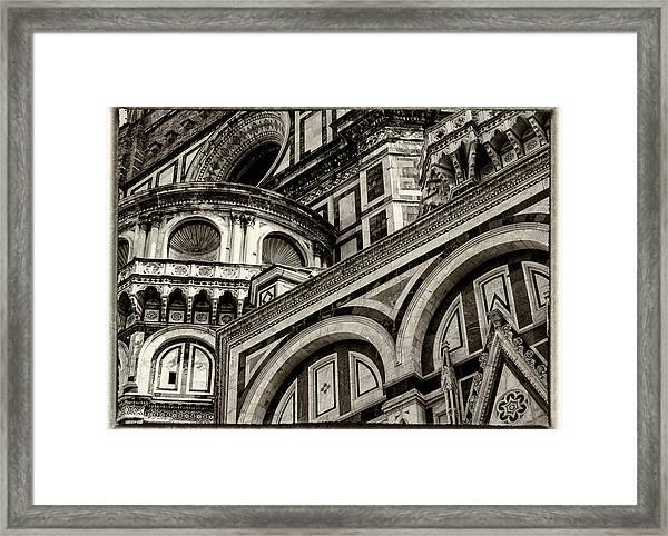 Il Duomo Di Firenze Framed Print
