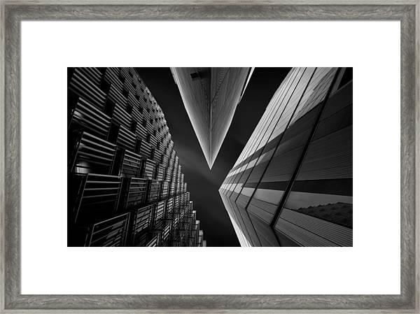 Illumination Xxv Framed Print