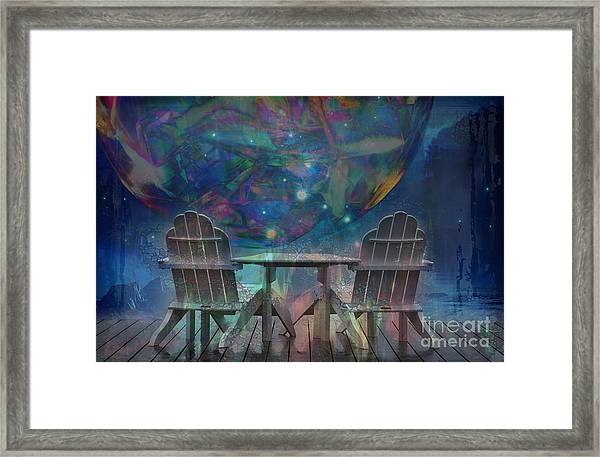 Imagine 2015 Framed Print