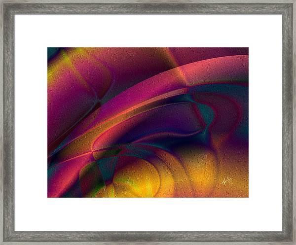 Immersion Framed Print