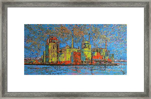Impression - Irving Mill Framed Print