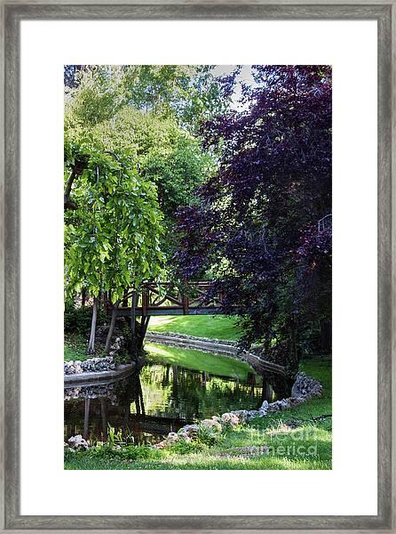 Impressionist Reminiscence  Framed Print