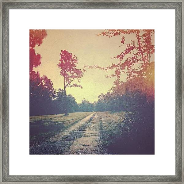 In All Thy Ways Acknowledge Him, And He Framed Print