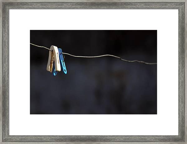 In Love Framed Print by Prakash Ghai