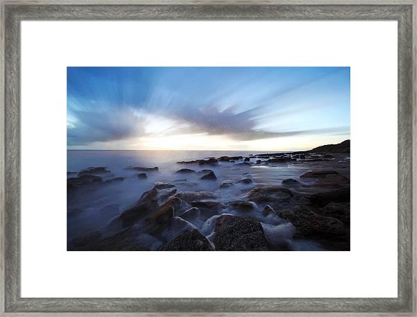 In The Morning Light Framed Print