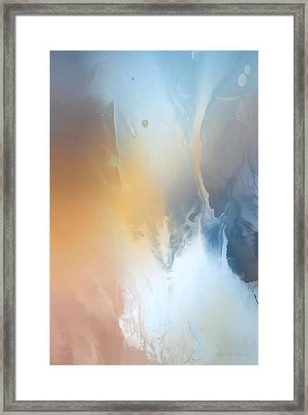 High Magus Framed Print