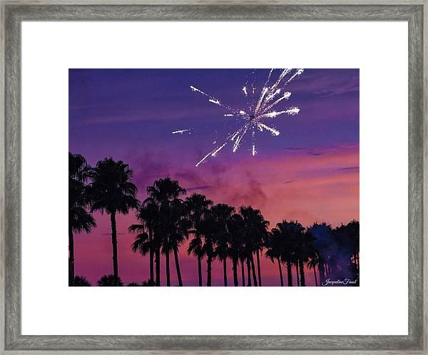 Independence Framed Print