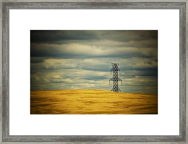 Indiana Dunes National Lakeshore II Framed Print