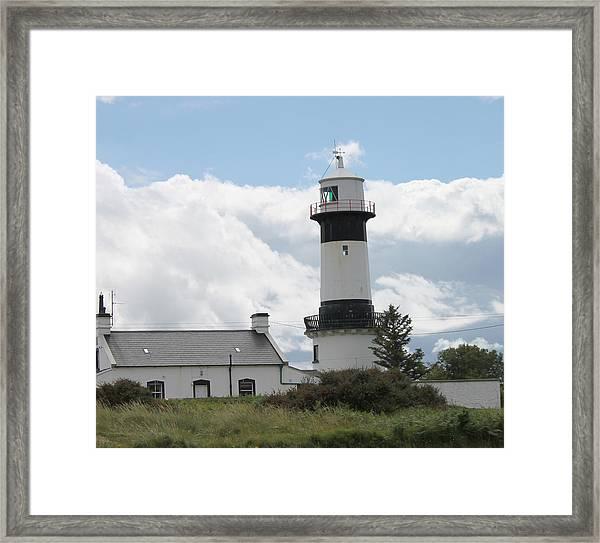 Inishowen Lighthouse Framed Print