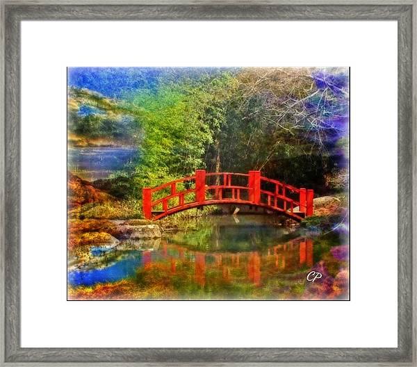 Inner Bridges Framed Print
