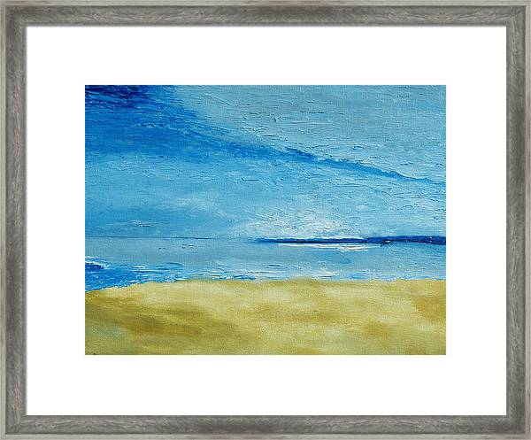 Innisfree Two Framed Print