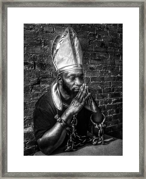 Inquisition Framed Print