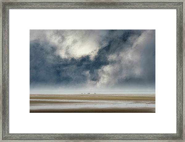 Insignificant Framed Print