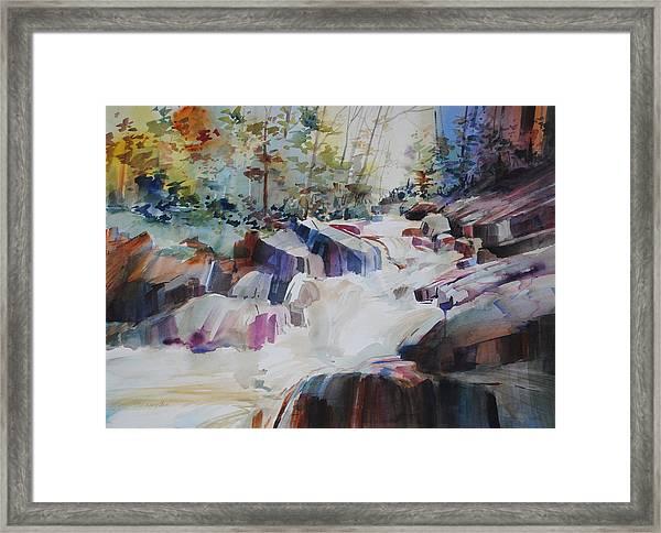 Inspiration Point Framed Print