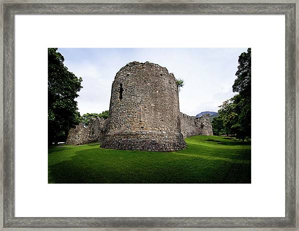 Inverlochy Castle Framed Print