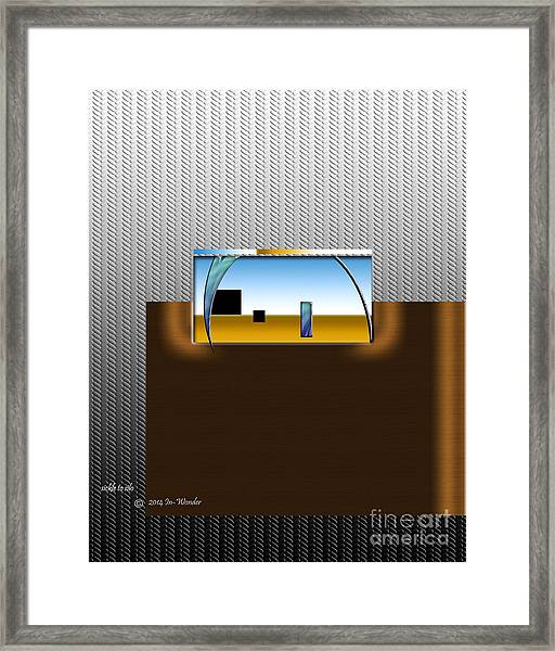 Inw_20a6109_sickle-to-silo Framed Print