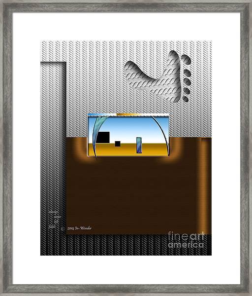 Inw_20a6112_always-never-left-fields Framed Print