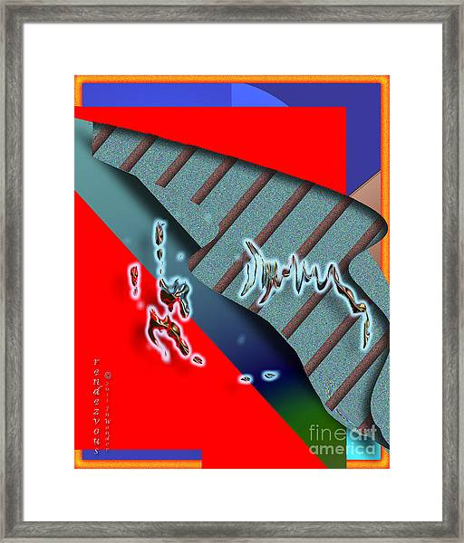 Inw_20a6130_rendezvous Framed Print