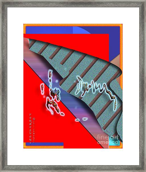 Inw_20a6132_rendezvous Framed Print