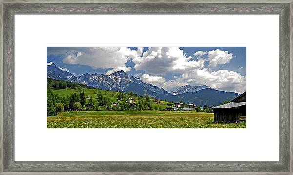 Is There More To Life Than This ... Framed Print