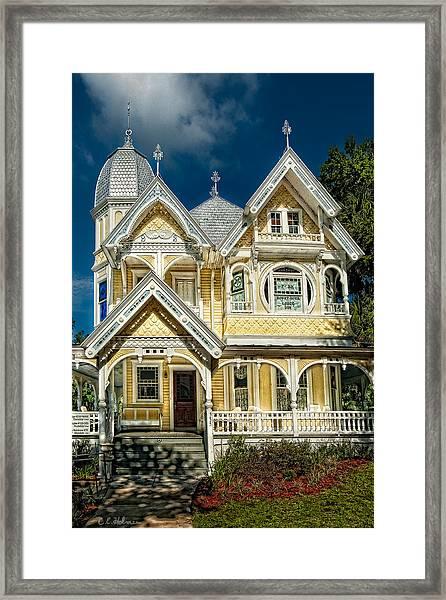 J. P. Donnelly House Framed Print