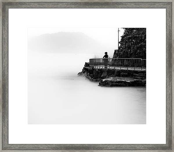 Jamais Vu  Framed Print
