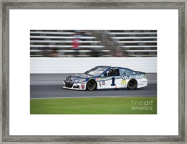 Jamie Mcmurray #1 Framed Print