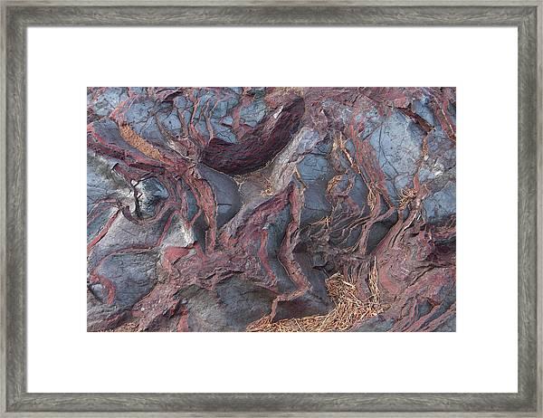 Jaspilite Framed Print