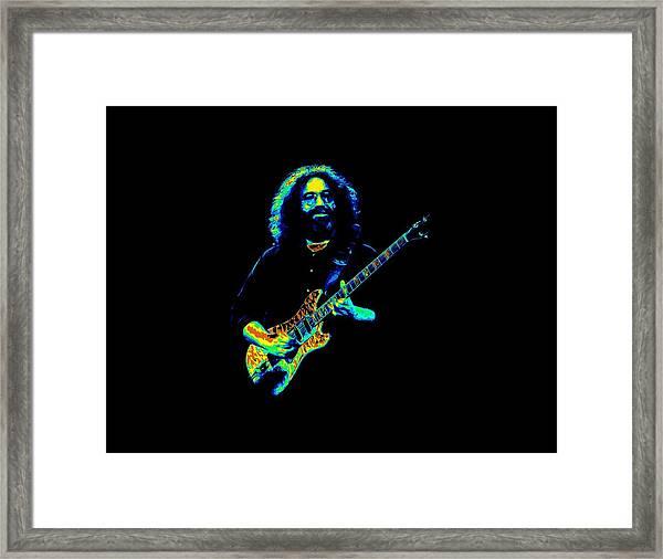 Jerry T1 Framed Print