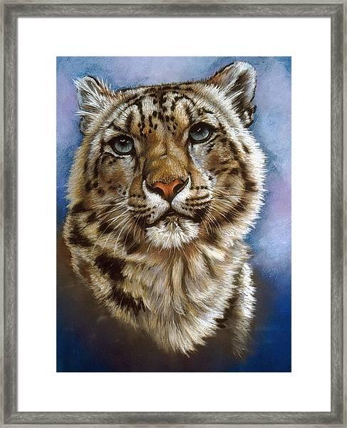 Jewel Framed Print