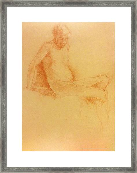 Joe #1 Framed Print