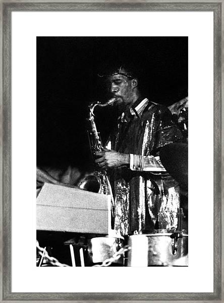John Gilmore Framed Print