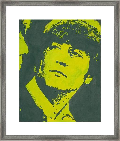 John Lennon Iv Framed Print