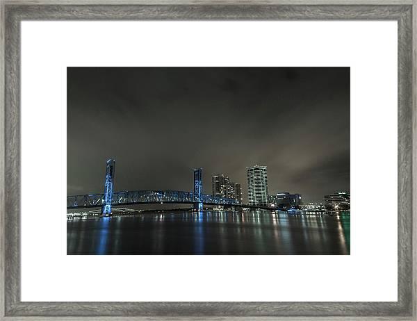 John T. Alsop Bridge 2 Framed Print