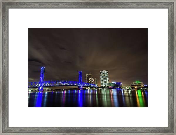 John T. Alsop Bridge Framed Print