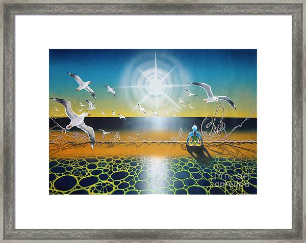 Johnathan Framed Print